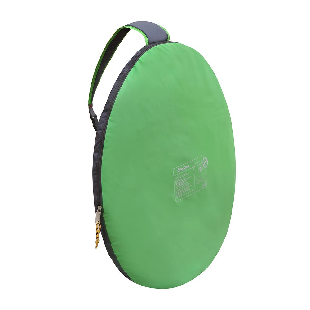 KingCamp Modena 2 Pop-Up Dome Tent - Green