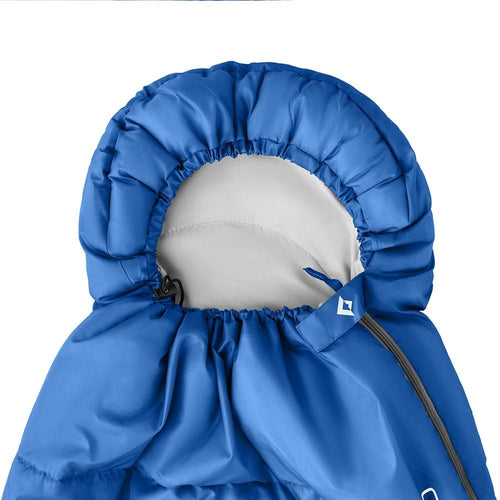 KingCamp Oasis 250 Portable Lightweight Sleeping Bag - Blue