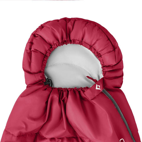 KingCamp Oasis 250 Portable Lightweight Sleeping Bag -Dark Red