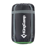 KingCamp Oasis 250 Portable Lightweight Sleeping Bag - Green