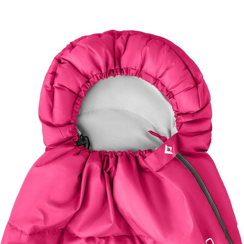 KingCamp Oasis 250 Portable Lightweight Sleeping Bag - Rose Red