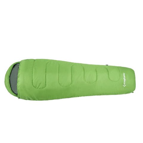 KingCamp Treck 200 Sleeping Bag - Green