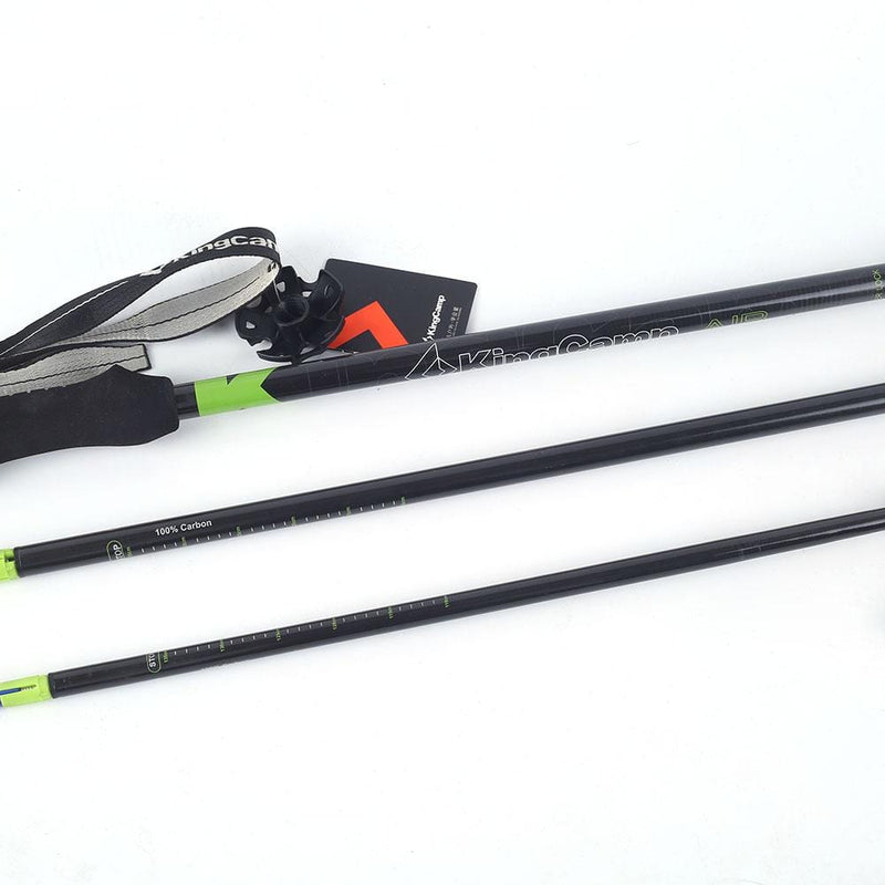 KingCamp Air Trekking Pole - Green