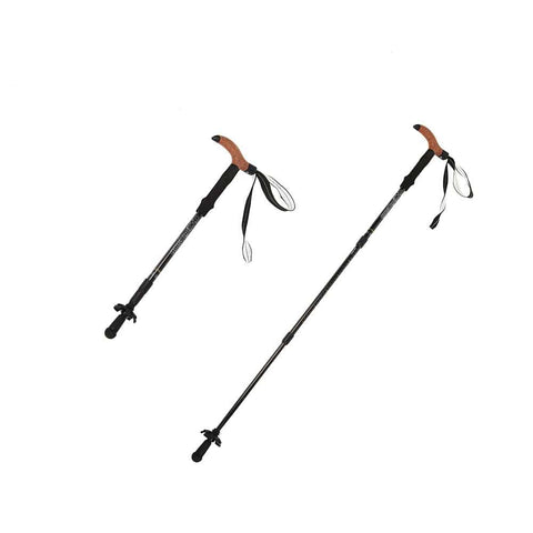 KingCamp Air T Trekking Trail Pole  - Black