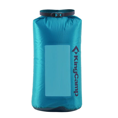 KingCamp Ultralight Travel Visual Dry Bag (10L) - Cyan