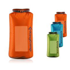 KingCamp Ultralight Travel Visual Dry Bag (15L)- Orange