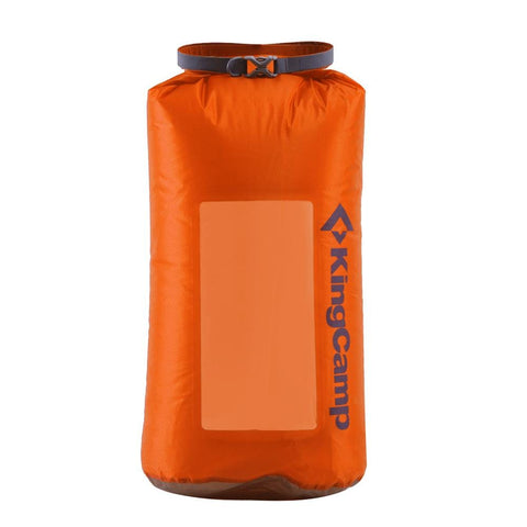 KingCamp Ultralight Travel Visual Dry Bag (10L)- Orange