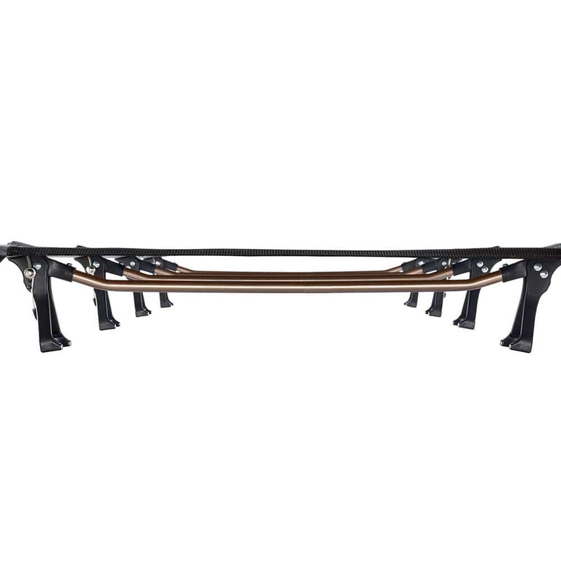 KingCamp Ultralight Folding Camping Cot - Black