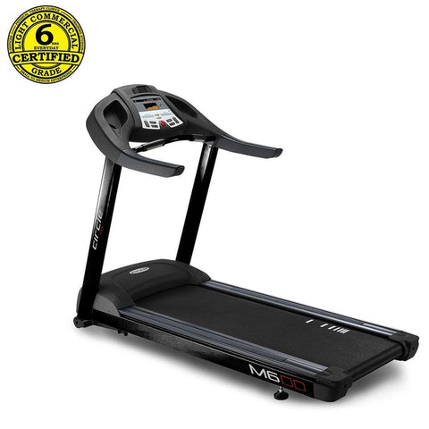 Circle Fitness M6 AC Treadmill