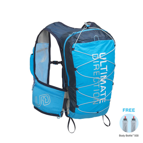 Ultimate Direction Mountain Vest 4.0 (Signature Blue)