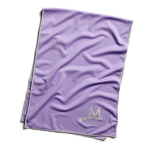 Techknit Cooling Yoga Towel - Large