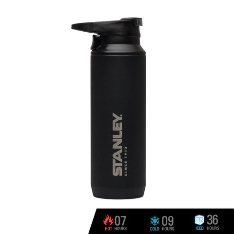 Stanley Mountain Vacuum Switchback 473mL / 16oz - Matte Black