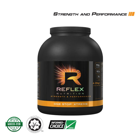 Reflex Nutrition One Stop® Xtreme All in One (4.35kg)