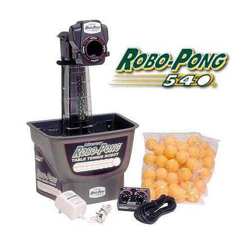 Newgy Robo-Pong 540 with Two Setting Control Box