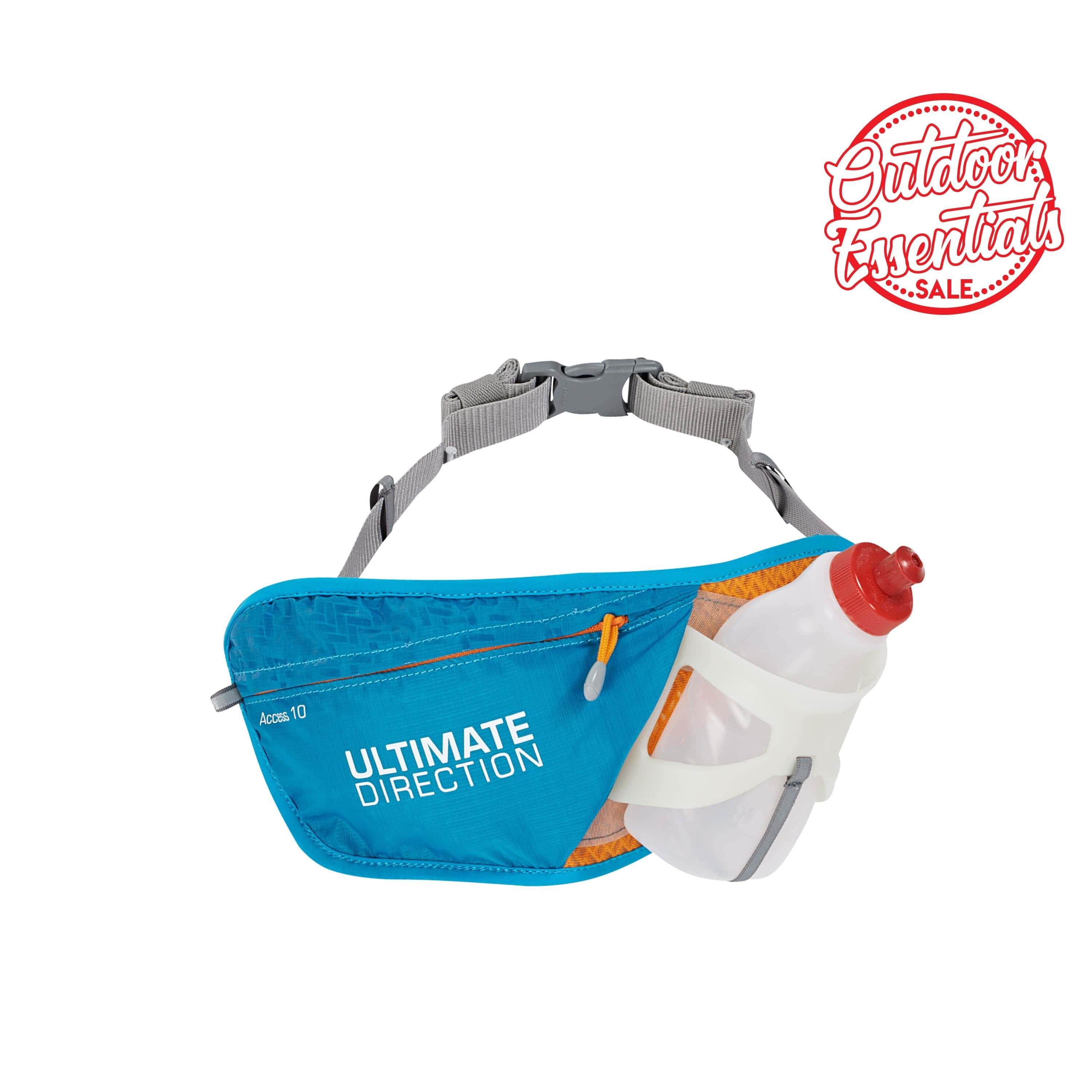 Ultimate Direction Hydration Belt - Access 10 Teal