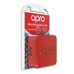 Opro Self-Fit Gen 4 Anti-Microbial Case - Red