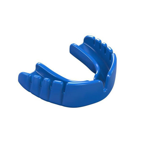 Opro Mouthguard Snap-Fit Adult - Electric Blue