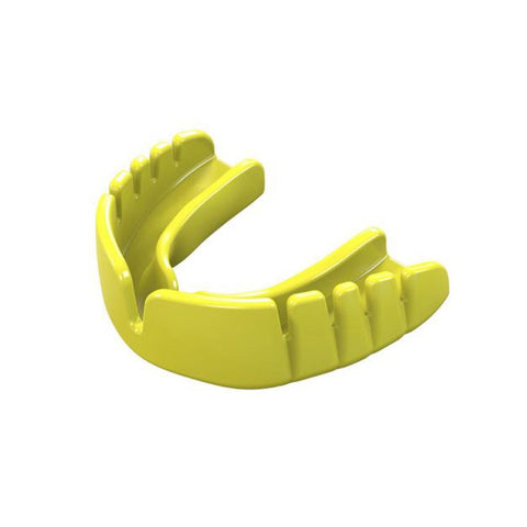 Opro Mouthguard Snap-Fit Adult - Lemon Yellow Flavored