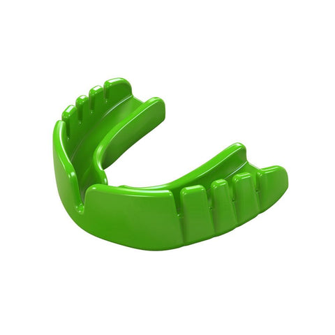 Opro Mouthguard Snap-Fit Adult - Neon Green