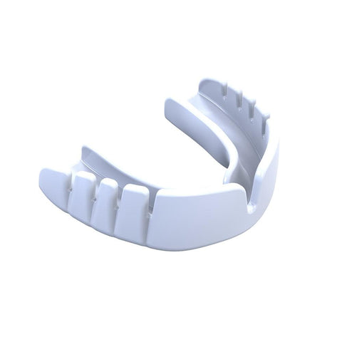 Opro Mouthguard Snap-Fit Adult - White