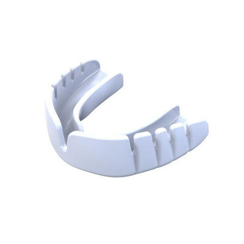 Opro Mouthguard Snap-Fit Junior - White
