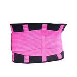 Fitness & Athletics Waist Shaper - Black/Pink