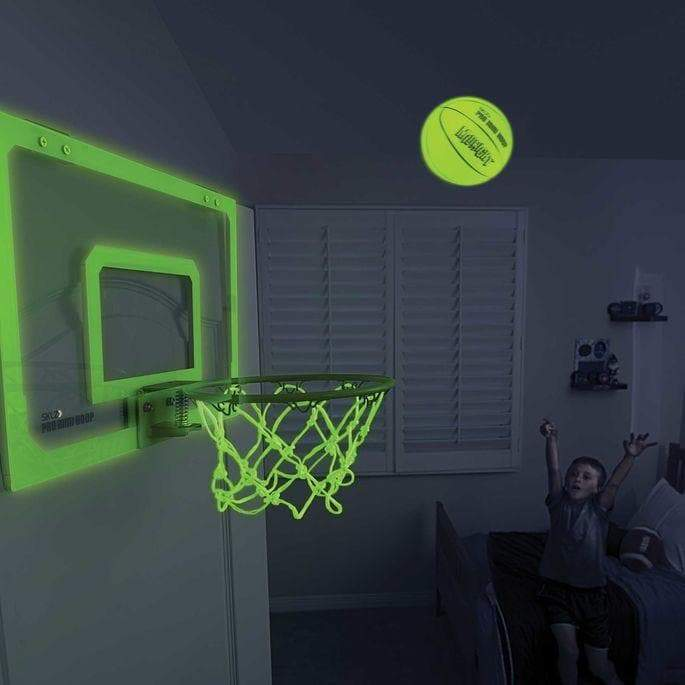 SKLZ Pro Mini Basketball Hoop Midnight