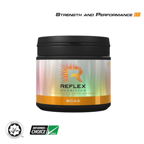 Reflex Nutrition BCAA (200 Capsules)