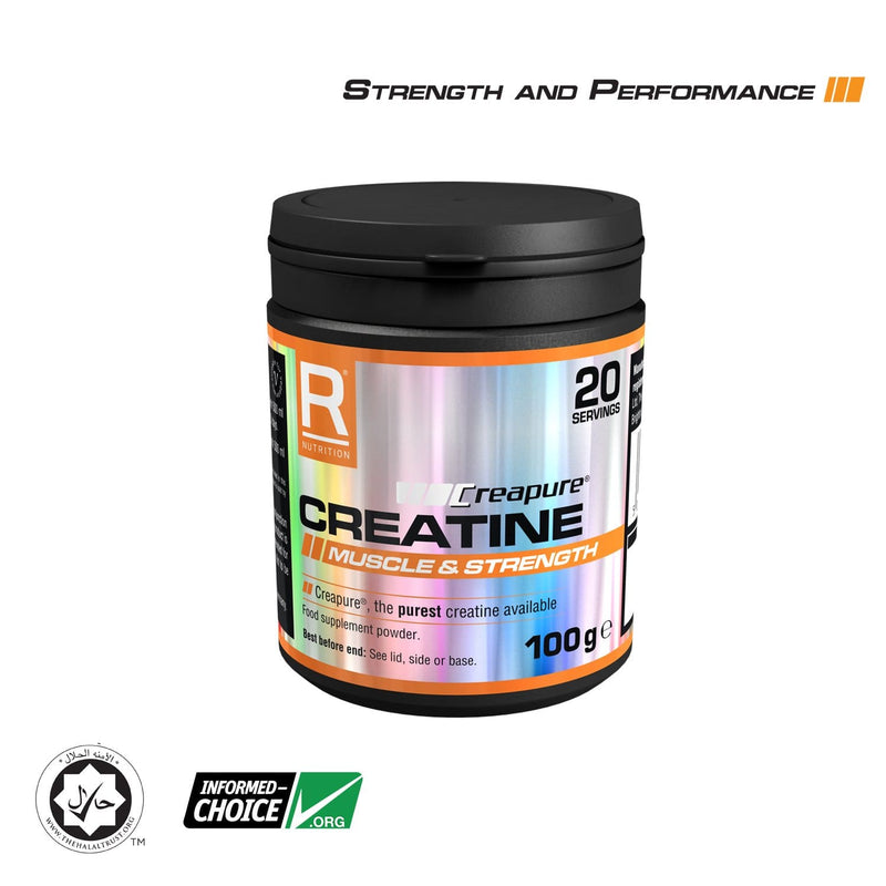 Reflex Nutrition Creapure® Creatine Powder (100g)