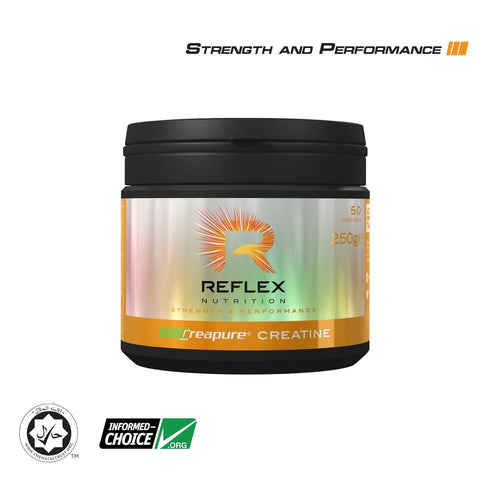 Reflex Nutrition Creapure® Creatine Powder (250g)
