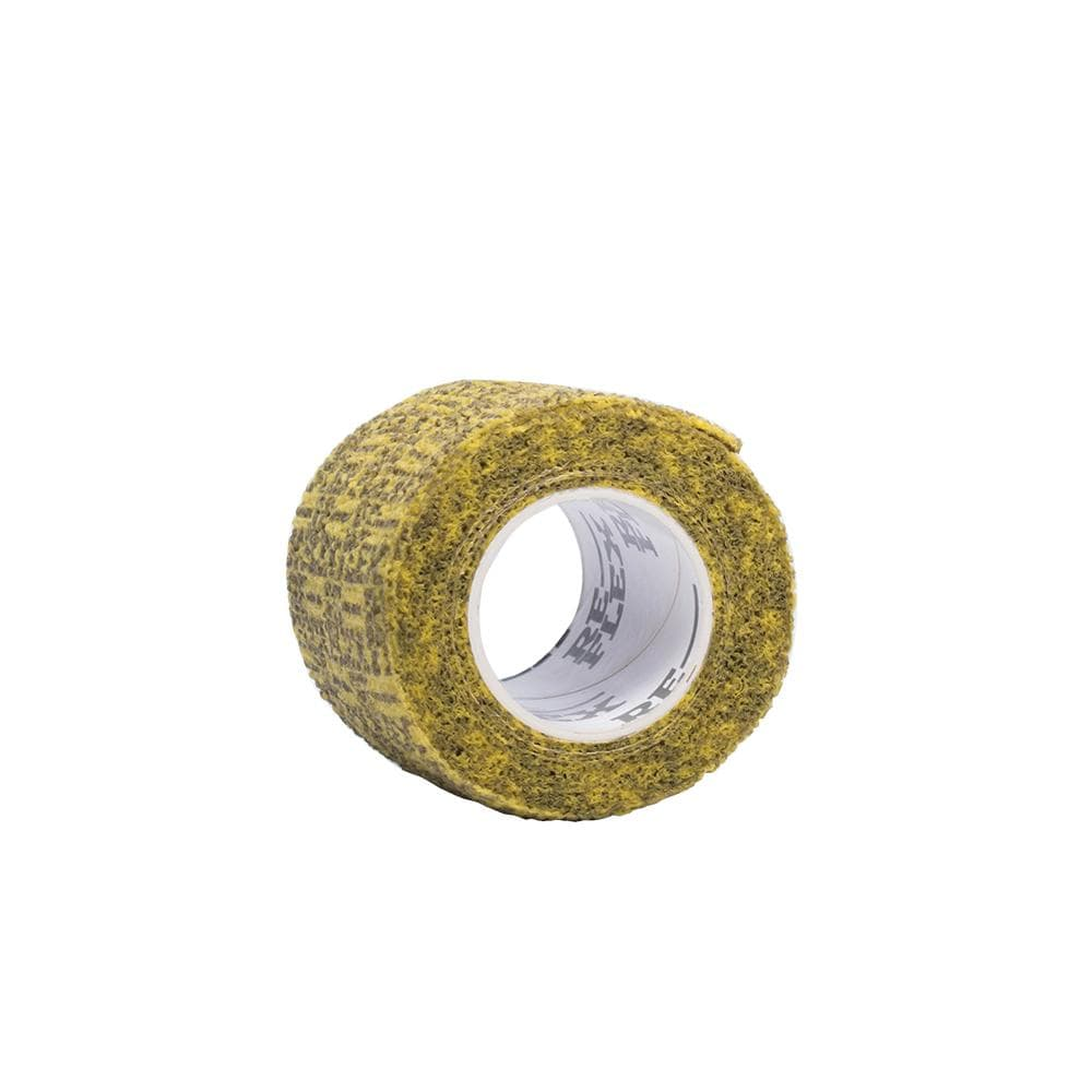 Re-flex Self-Adhering Tape - Yellow/Grey