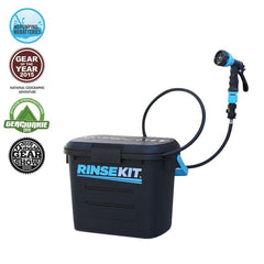 RinseKit - Pressurized Portable Shower Buy 1 Take 1