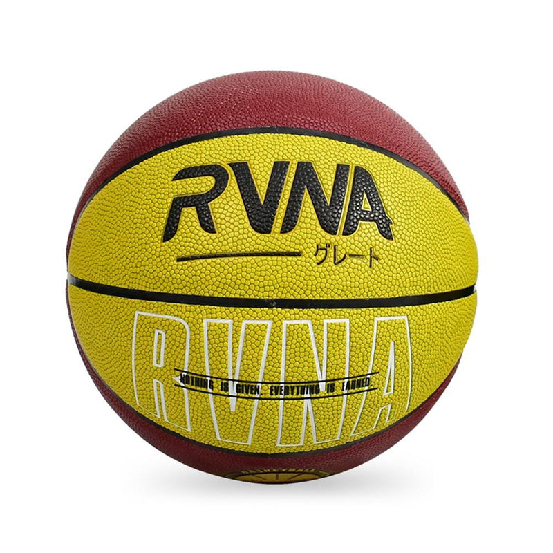 RVNA Basketball Quote Series - Yellow/Red