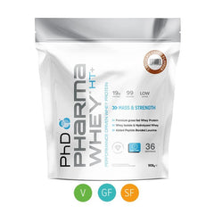 PhD Pharma Whey HT+ (980g)