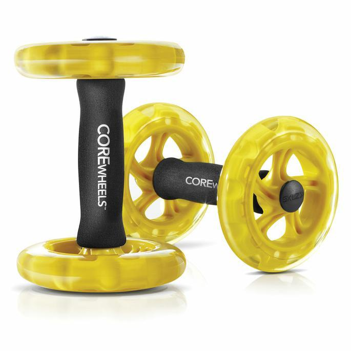 SKLZ Core Wheels - Dynamic Strength and Ab Trainer