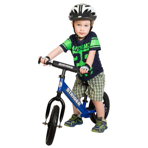 Strider 12 Sport Balance Bike - Blue