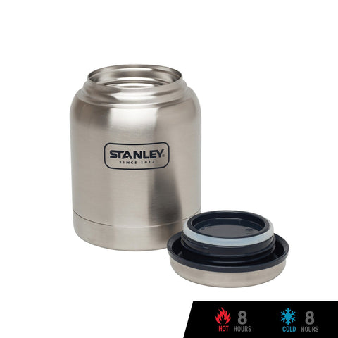 Stanley Adventure Vacuum Food Jar 14oz / 414mL- Stainless Steel