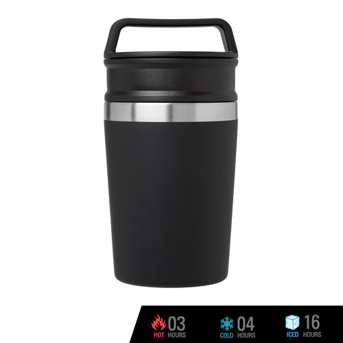 Stanley Adventure ShortStack Travel Mug - 8oz - Matte Black