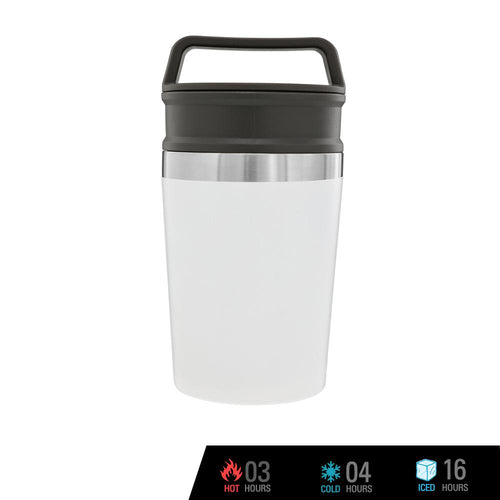 Stanley Adventure ShortStack Travel Mug - 8oz - Polar White