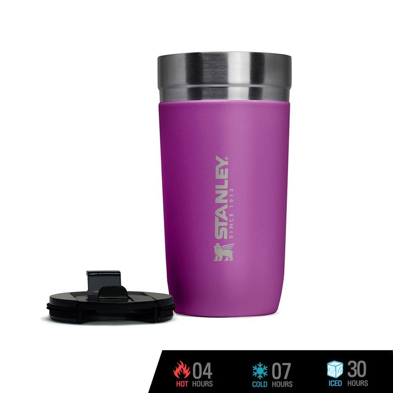 Stanley GO Tumbler Stainless Steel 16oz - Berry