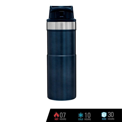Stanley Trigger-Action Travel Mug 16oz / 473ml - Night Fall