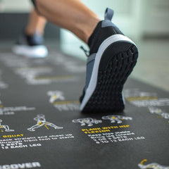 SKLZ Trainer Mat - Self-Guided Exercise Mat