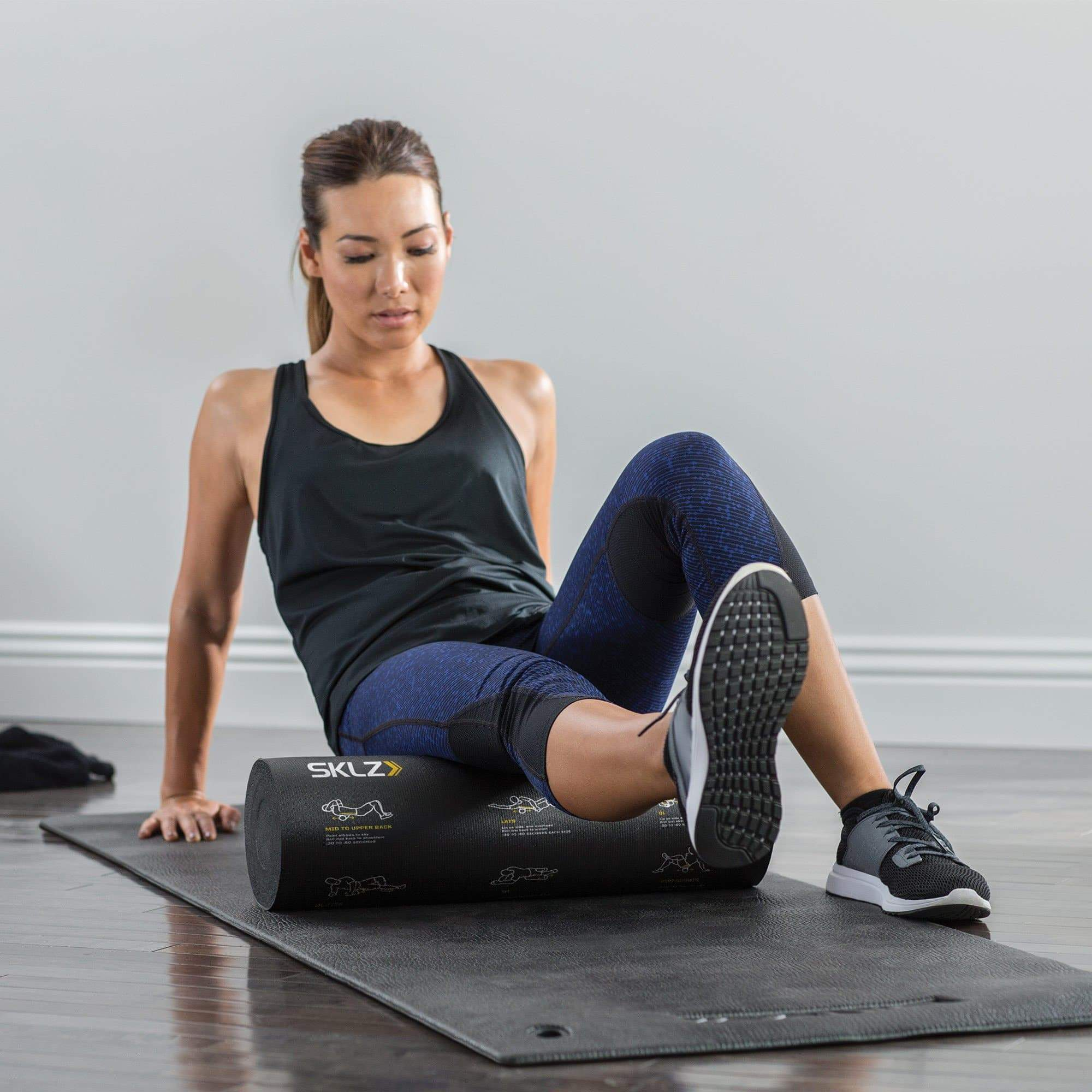 SKLZ Trainer Roller - Self-Guided Foam Roller