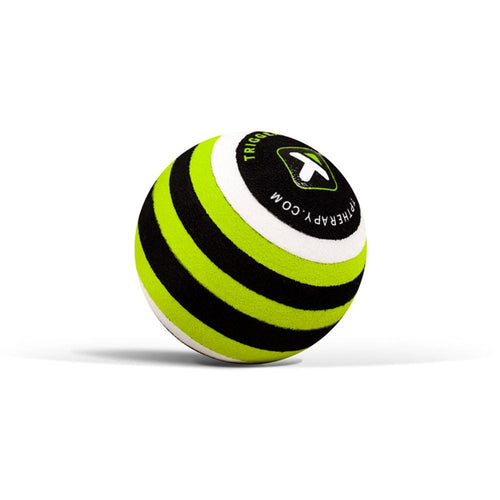 Triggerpoint MB1 Massage Ball - Grn-Wht-Blk