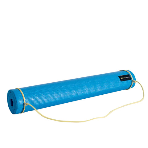 Fitness & Athletics Yoga Mat 3mm - Blue