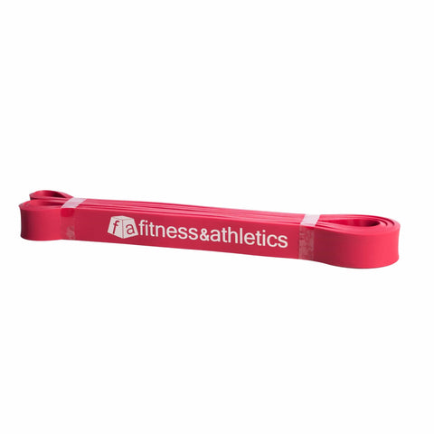 FitBand Force - 41'' x 1 1/8'' (Red) - Resistance Band