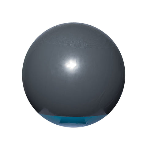 Fitness & Athletics Stay Ball Blue/Gray - 65cm