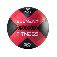 Element Fitness Wall Ball - 9kg / 20lb