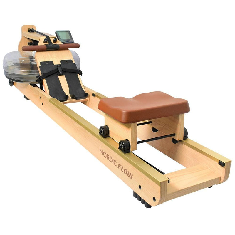 Trax Nordic Flow Water Rower - Rowing Machine