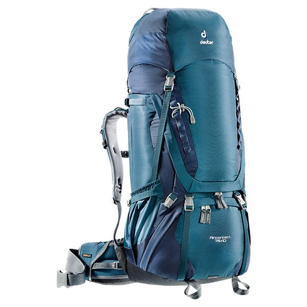 Deuter Backpack - Aircontact 75 + 10